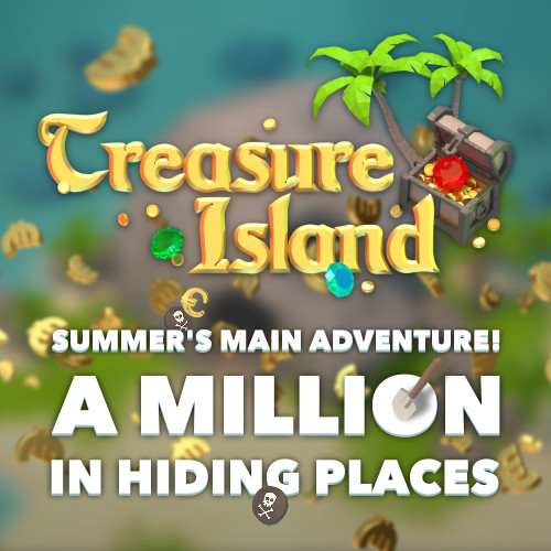 Welcome to the Treasure Island